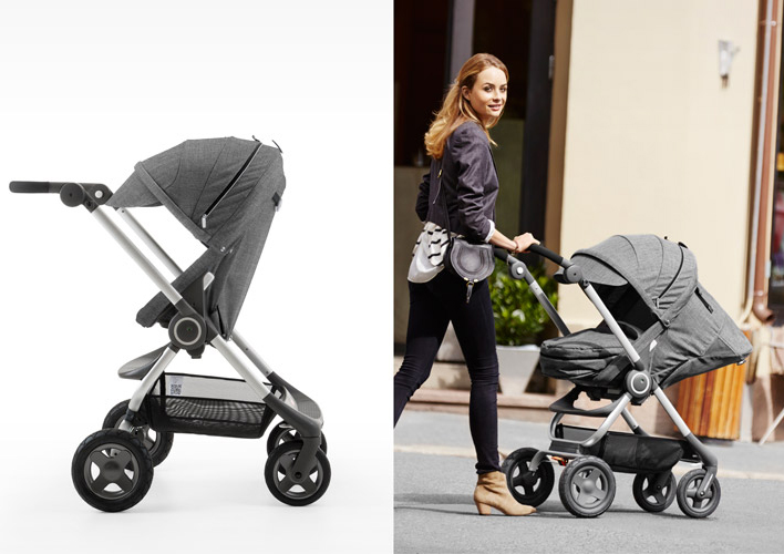 Poussette SCOOT STOKKE