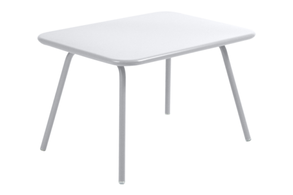 Table (basse) LUXEMBOURG KID by Fermob blanc coton