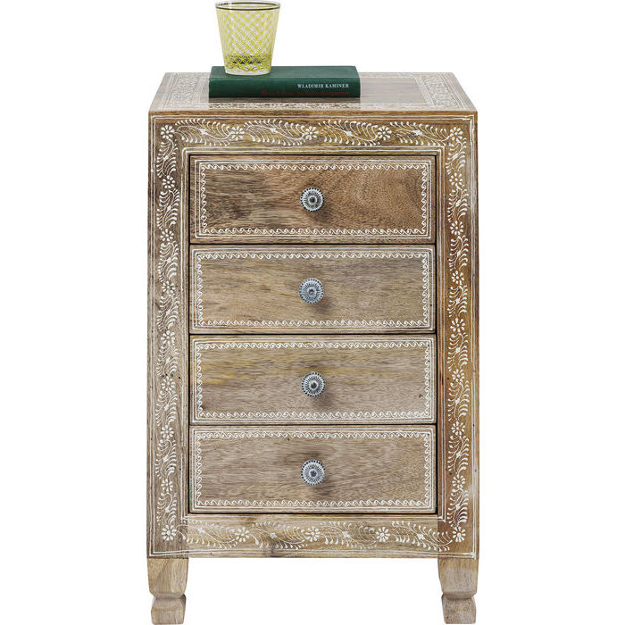 Commode DESERT QUEEN Kare Design 4 tiroirs