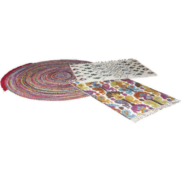 Tapis COLLAGE MULTI