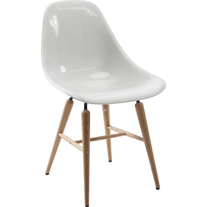 Chaise FORUM blanche (stock limité)