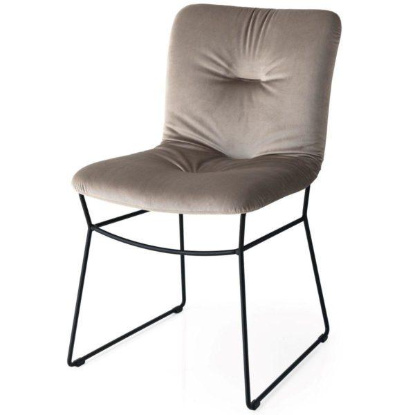 Lot de 6 chaises ANNIE SOFT (Modèles d'exposition)
