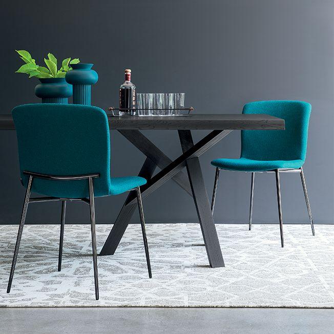 Lot de 6 chaises LOVE (Modèles d'exposition)
